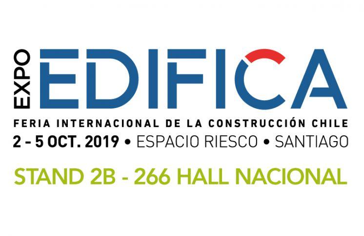 TECNOCOM PERFILES CHILE estará presente en EDIFICA 2019